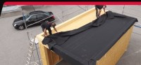 Dachabdichtung Carport | HERTALAN easy cover